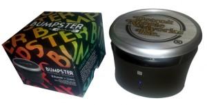 Bumpster portable Speaker