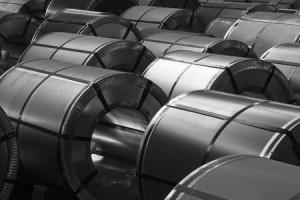 rolled stainless steel - from the mill