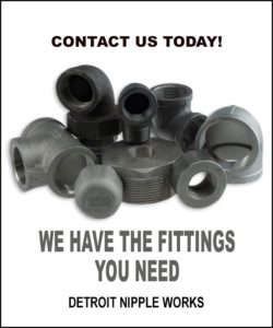 Contact us about fittings