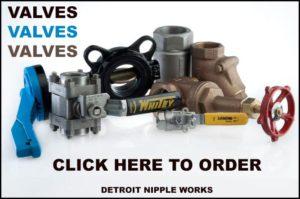 ball or gate valves