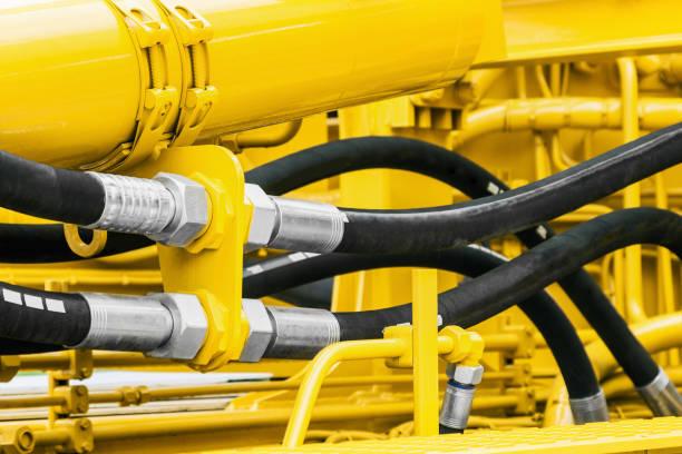 Hydraulic piping
