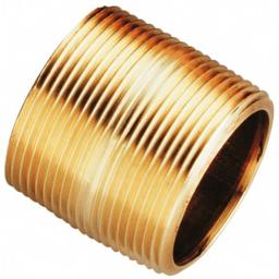 British Standard Pipe Thread Nipples - BSPT Nipples