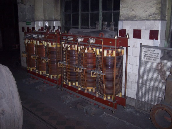 grooved cut piping for mining