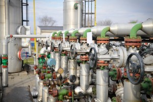 High pressure fittings for Oil or Gas refineries