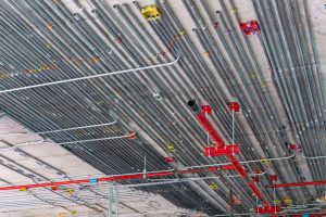 Industrial electrical conduit projects